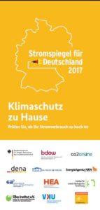 Stromspiegel für Deutschland