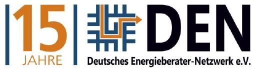15 Jahr Deutsches Energieberater-Netzwerk e.V.
