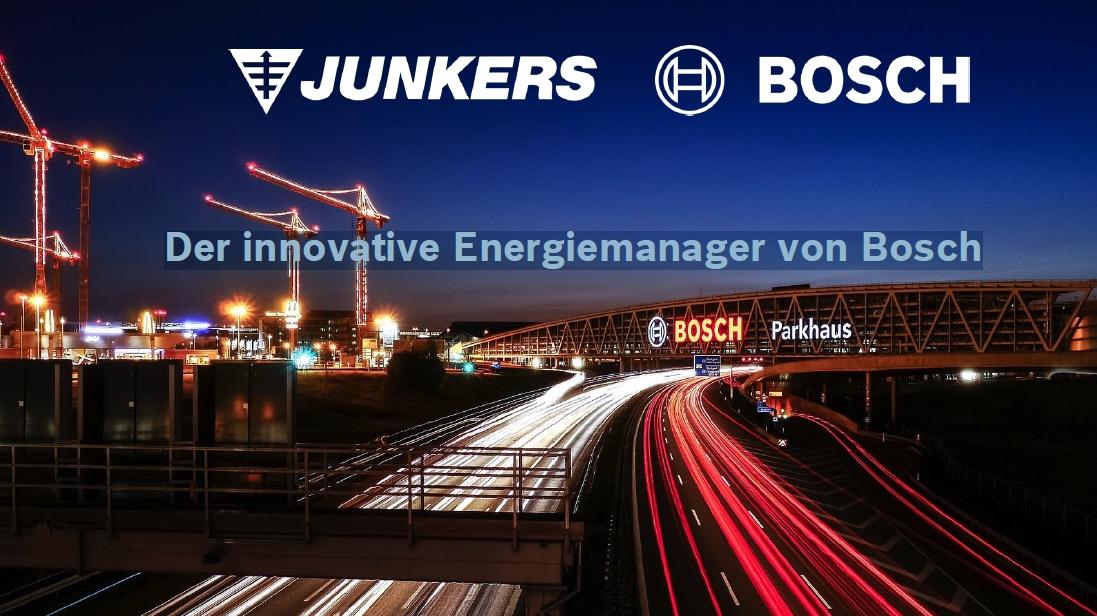 """Vortrag """"Der innovative Energiemanager von Bosch"""""""
