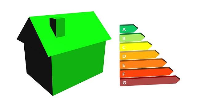 Energie-Effizienz in Gebäuden