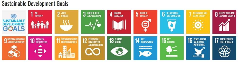 nachhaltige Entwicklungsziele