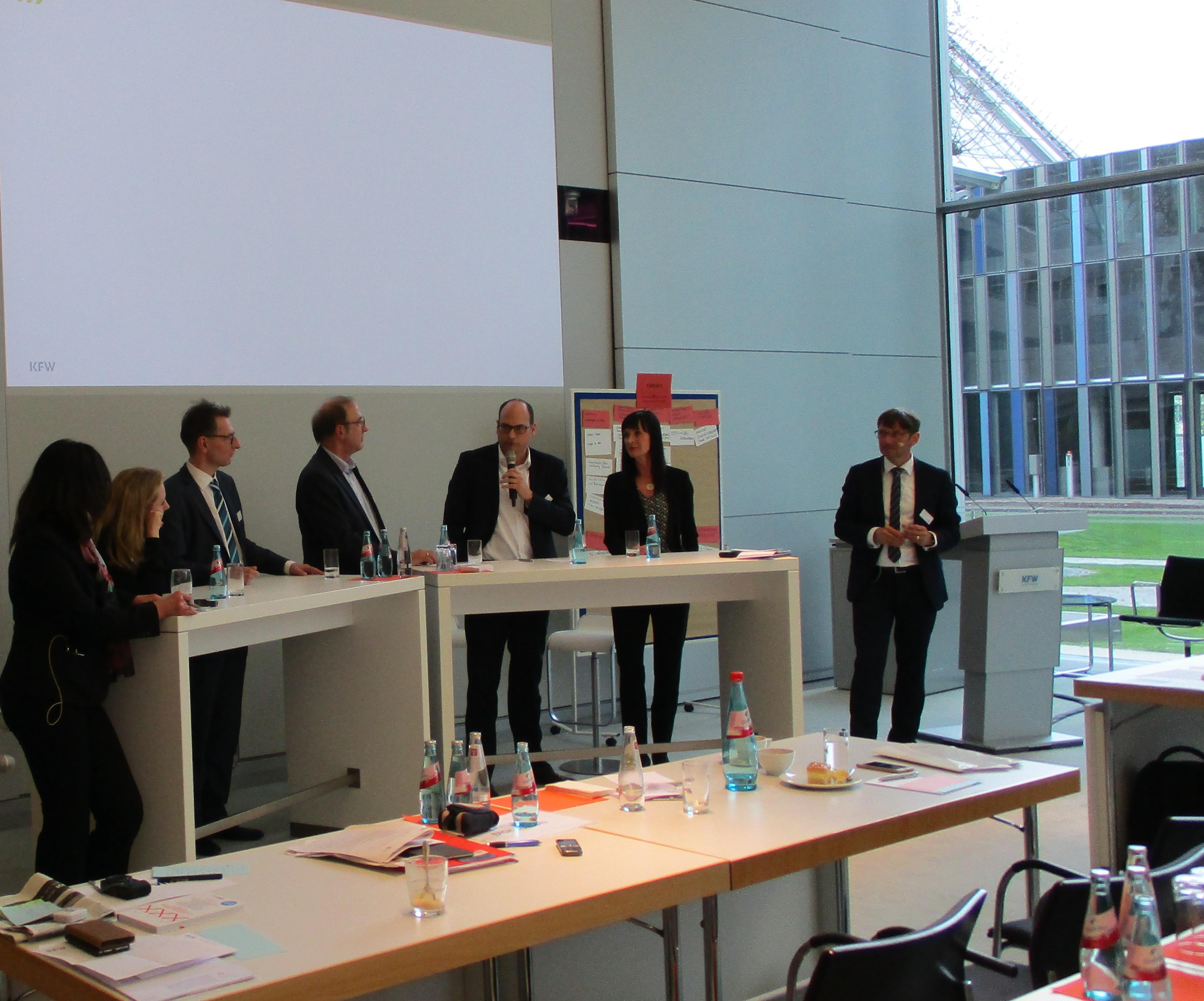 1. KfW-DEN-GRE Forum 201