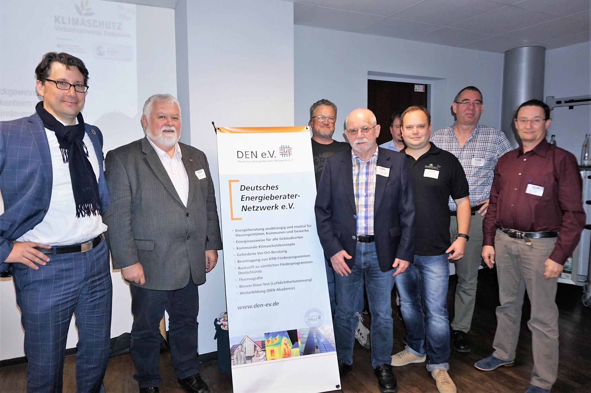 Mitgliederversammlung DEN e.V: Rheinland-Pfalz