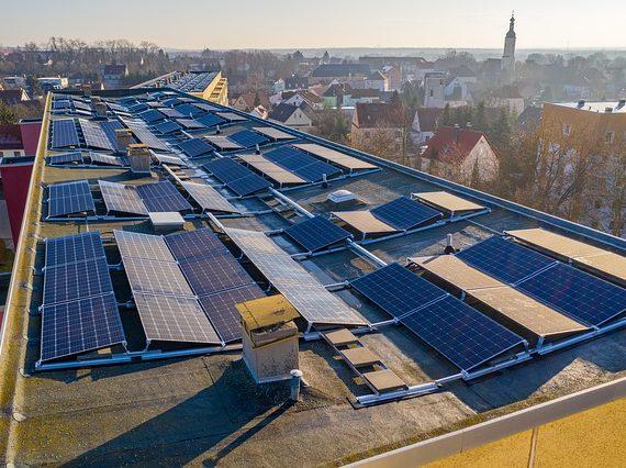 Solaranlagen auf dem Dach sind rentabel