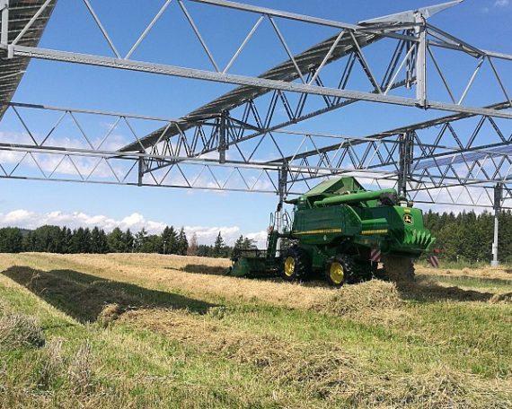 Agrophotovoltaikanlage