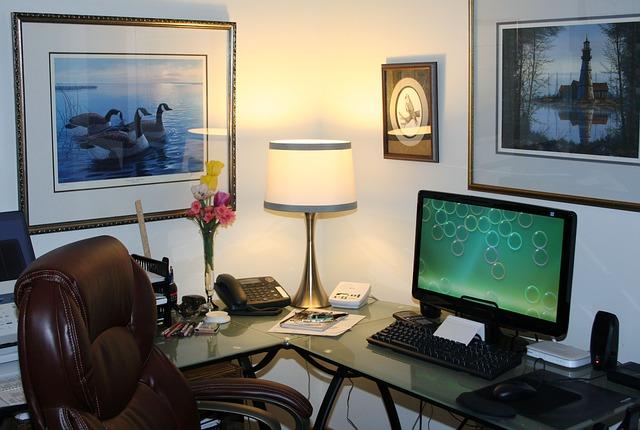 Energievebrauch im Home Office